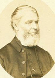 Gabriel Gillett in 1866.