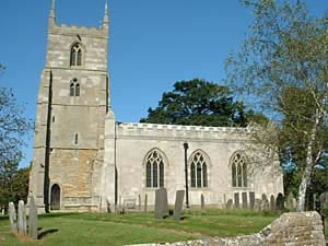 Teigh Church.