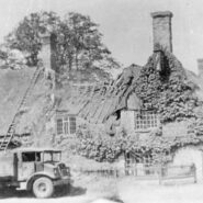 Re-thatching the Royal Horseshoes